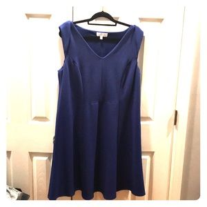 Dresses & Skirts - Blue Align Dress - NWT
